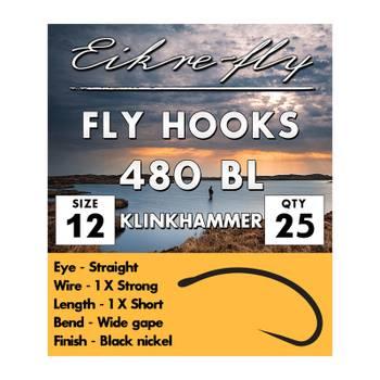 Bilde av Eikre-fly 480 BL Klinkhammer