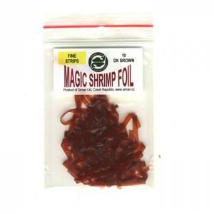 Bilde av Magic Shrimp Foil Fine 10 dark brown