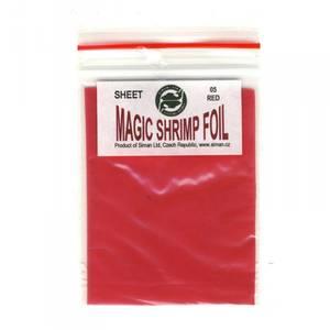 Bilde av Magic Shrimp Foil Sheet 05 red