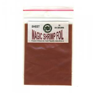 Bilde av Magic Shrimp Foil Sheet 10 dark brown