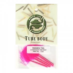 Bilde av Marabou Tail 10 - iridiscent pink