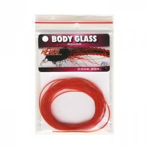 Bilde av Body Glass Round 193 light red
