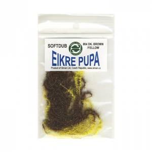 Bilde av Softdub Eikre-pupa 04 dark brown / yellow